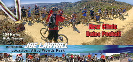 World Champion Joe Lawwill tells it like it is at a SoCal clinic