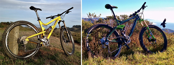 Post image for Bad-Ass Bikes, Back-to-Back-to-Back:  2013 Trek Remedy 9 vs. 2013 Santa Cruz Tallboy LTc