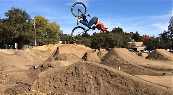 Post image for Drone video featuring Greg Watts at the Aptos Jumps