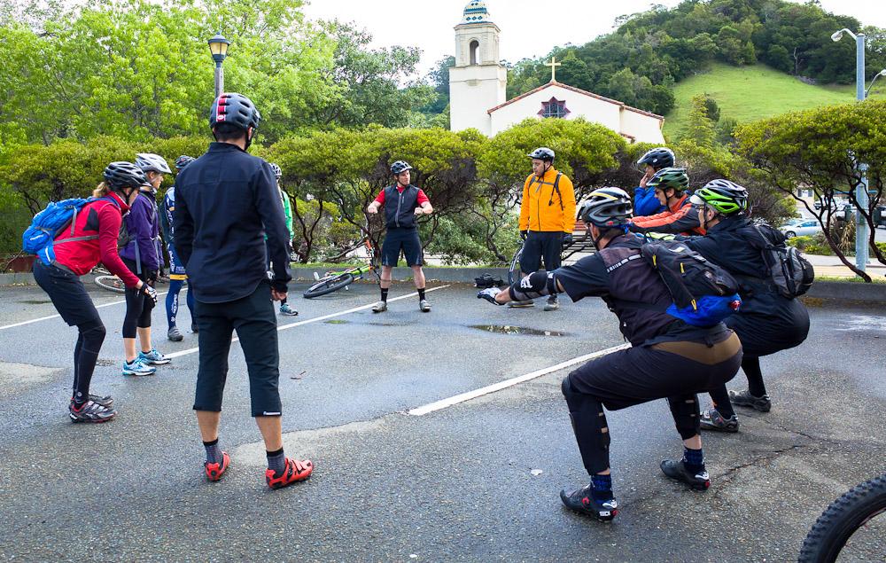 Bikeskills April 27th, 2014 Tamarancho Trail Riding Clinic Gallery