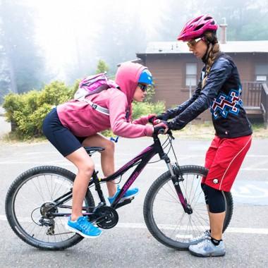 September 21st, 2014 Girls Trail Riding Clinic